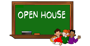 This is the image for the news article titled Open House